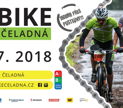 Cream Bike Čeladná   28.7.2018