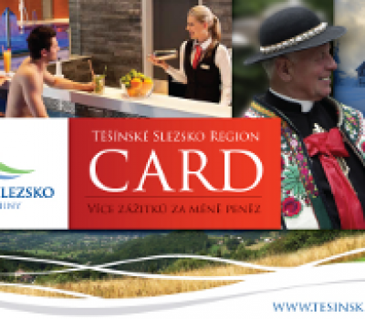 MTB v Beskydech levněji s Těšínské Slezsko Region Card
