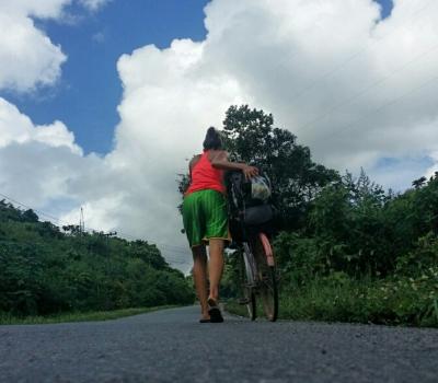 Dámská sólocyklojízda Kambodžou a Laosem (beseda na Prašivé) -10. 6. od 19:00