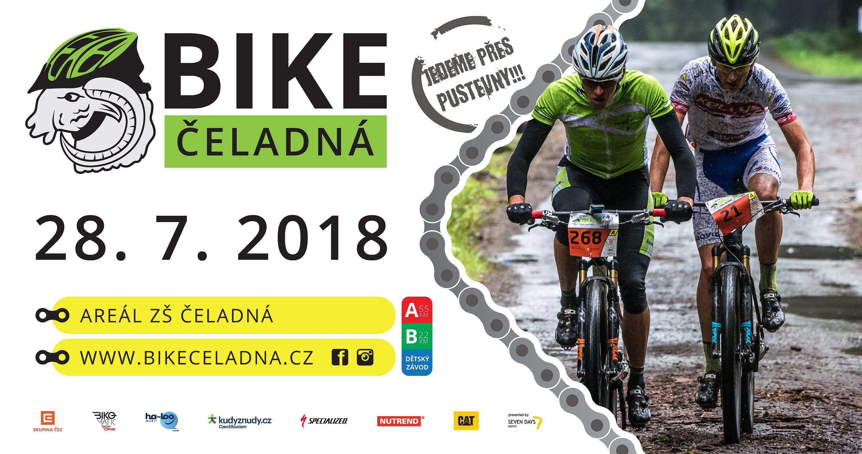 Cream Bike Čeladná   28.7.2018