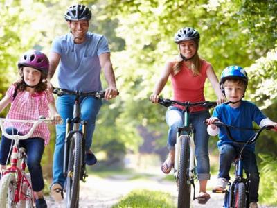 Otevření půjčovny jízdních kol v Brenné